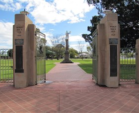 Goondiwindi War Memorial - Tweed Heads Accommodation