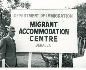 Benalla Migrant Camp Exhibition - Tweed Heads Accommodation