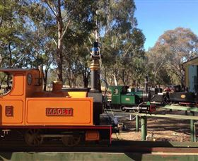 Mudgee Miniature Railway - Tweed Heads Accommodation