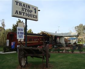 Train Stop Antiques - Tweed Heads Accommodation