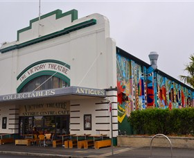 The Victory Theatre Antique Centre - Tweed Heads Accommodation