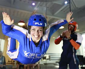 iFly Indoor Skydiving - Tweed Heads Accommodation