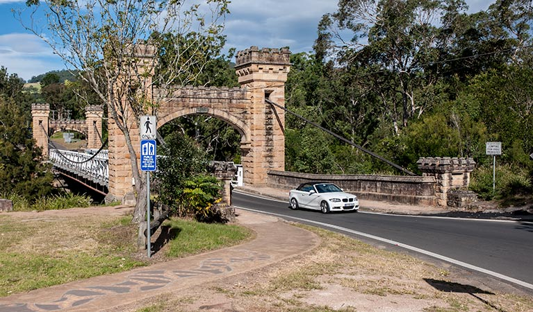 Coast to the Highlands scenic drive  Kangaroo Valley - Tweed Heads Accommodation