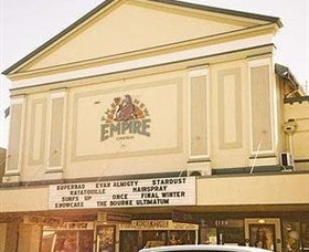 Empire Cinema - Tweed Heads Accommodation