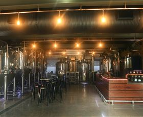 Pumpyard Bar and Brewery - Tweed Heads Accommodation