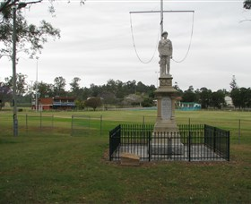Ebbw Vale Memorial Park - Tweed Heads Accommodation