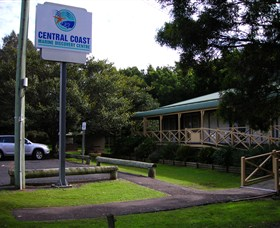 Central Coast Marine Discovery Centre - Tweed Heads Accommodation