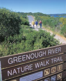 Greenough River Nature Trail - Tweed Heads Accommodation