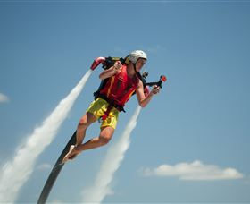 Jetpack Flyboard Adventures - Tweed Heads Accommodation
