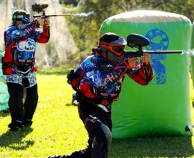 Elite 1 Paintball - Tweed Heads Accommodation