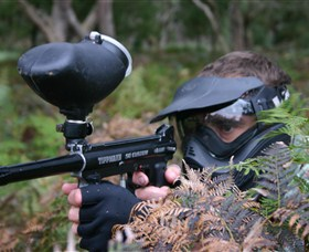Tactical Paintball Games - Tweed Heads Accommodation
