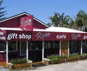 Rosies Cafe and Gallery - Tweed Heads Accommodation