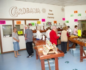 Carobana Confectionery - Tweed Heads Accommodation