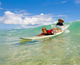 Cylinder Beach North Stradbroke Island - Tweed Heads Accommodation