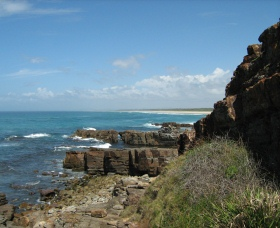Harrington Beach State Park - Tweed Heads Accommodation