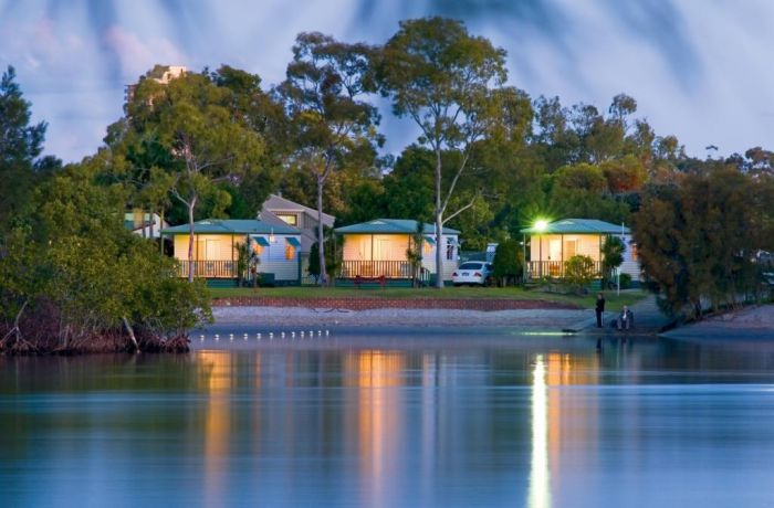Boyds Bay Holiday Park - Tweed Heads Accommodation
