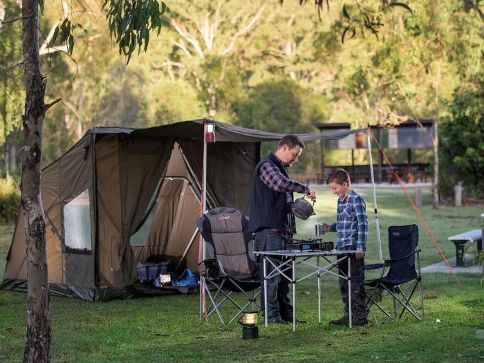 Hardings Paddock Campground - Tweed Heads Accommodation