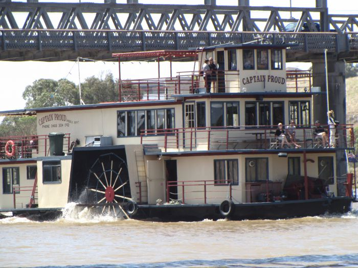 Captain Proud Paddleboat Cruises - Tweed Heads Accommodation