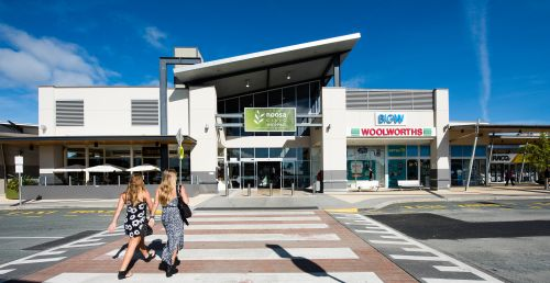 Noosa Civic Shopping Centre - Tweed Heads Accommodation