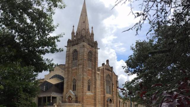 Presbyterian Church of St. Andrew - Tweed Heads Accommodation