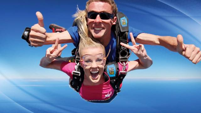 Skydive Oz Canberra - Tweed Heads Accommodation