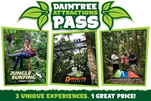Daintree Atttractions Pass The Best of the Daintree in a Day - Tweed Heads Accommodation