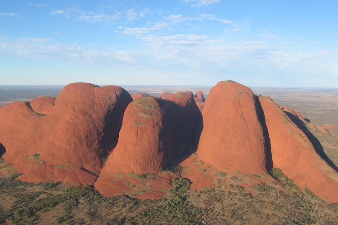 Kata Tjuta and Uluru Grand View Helicopter Flight - Tweed Heads Accommodation
