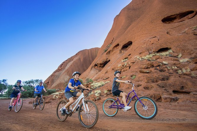 Outback Cycling Uluru Bike Ride - Tweed Heads Accommodation