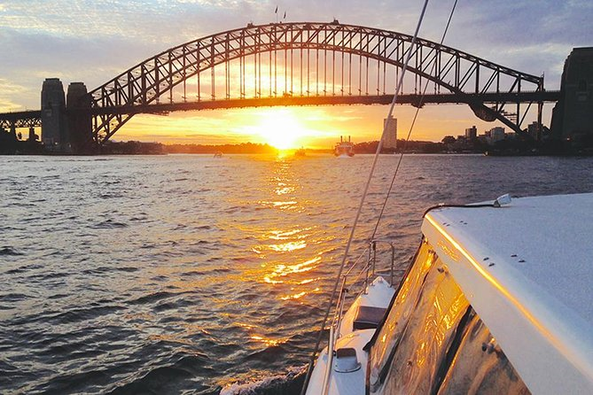 Sunset and Sparkle Sydney Harbour Cruise