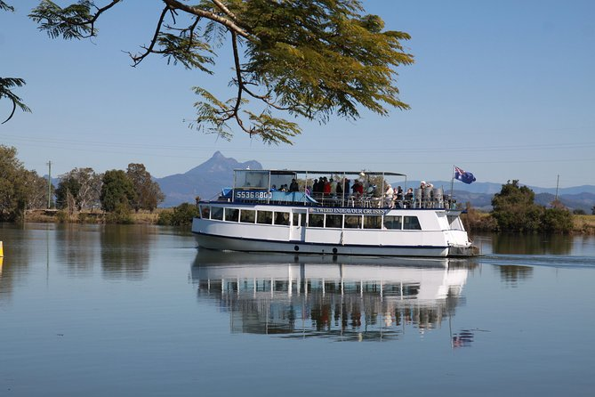 Tweed River and Rainforest Eco Cruise
