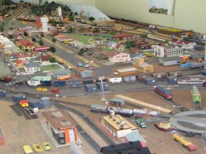 Heywood Model Trains - Tweed Heads Accommodation