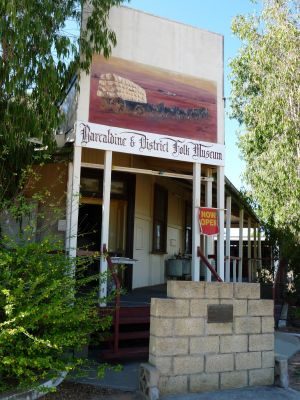 Barcaldine and District Historical Museum - Tweed Heads Accommodation