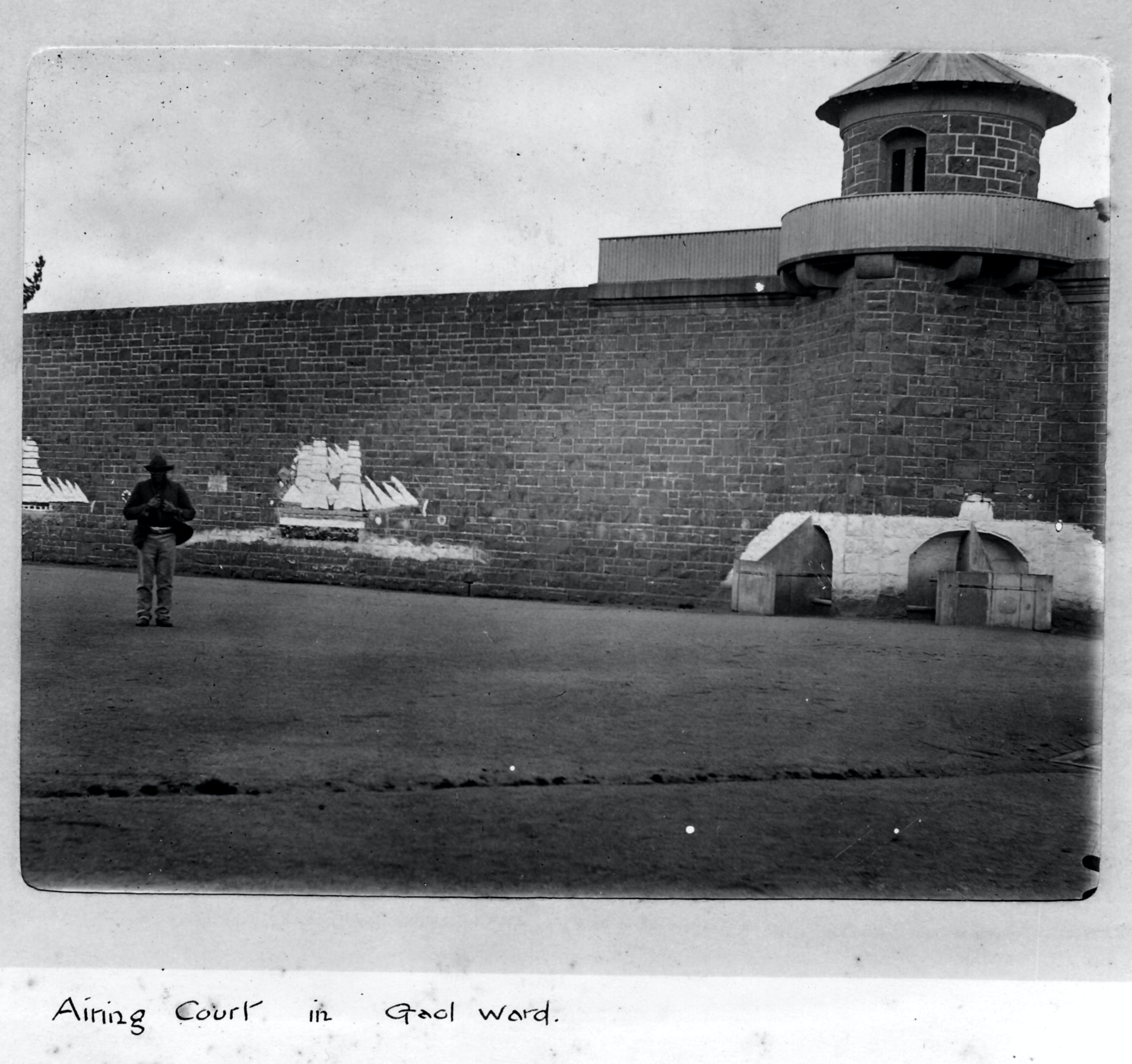 J Ward Ararat's Old Gaol and Lunatic Asylum - Tweed Heads Accommodation
