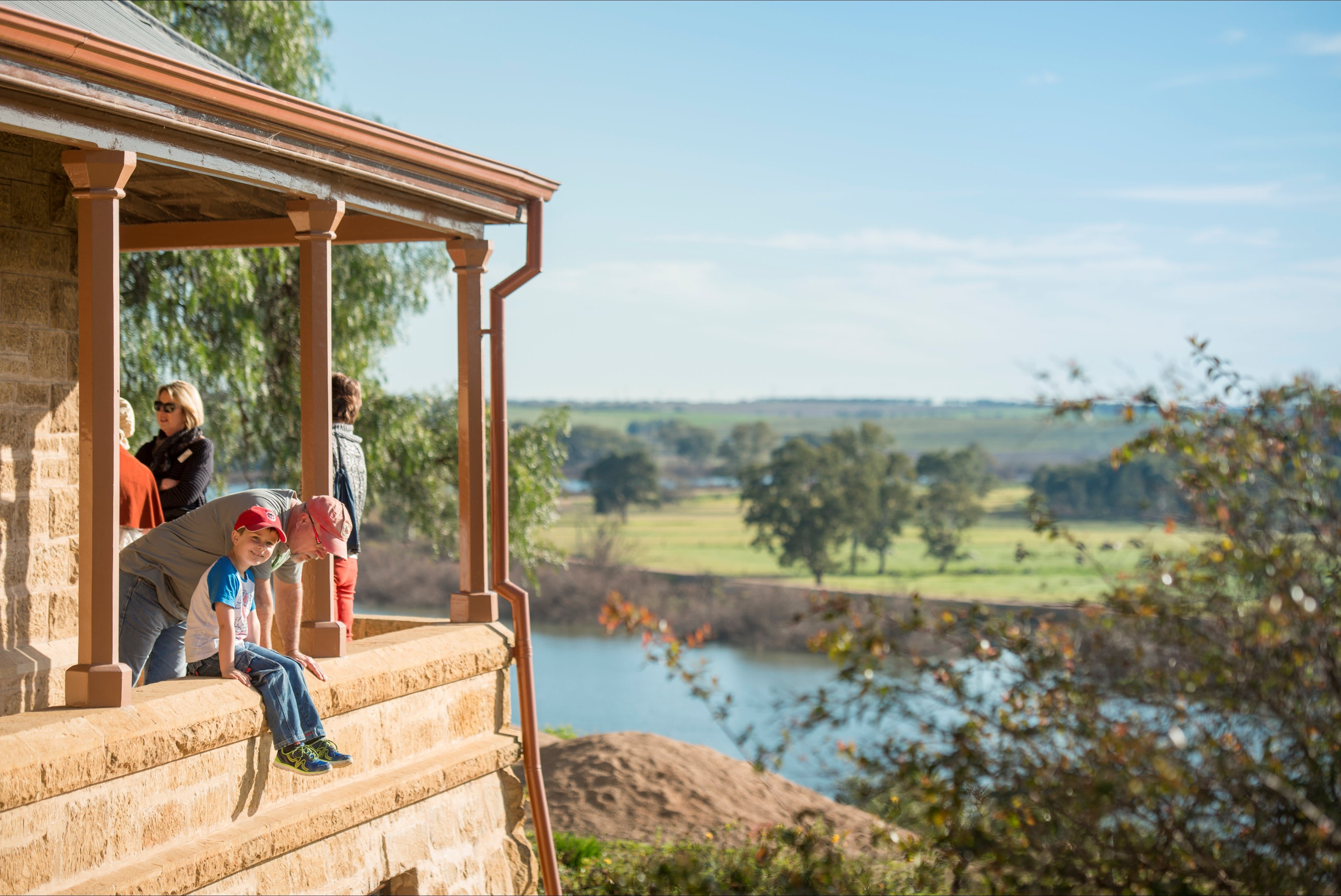 The Murray Bridge Discovery Trail - Tweed Heads Accommodation