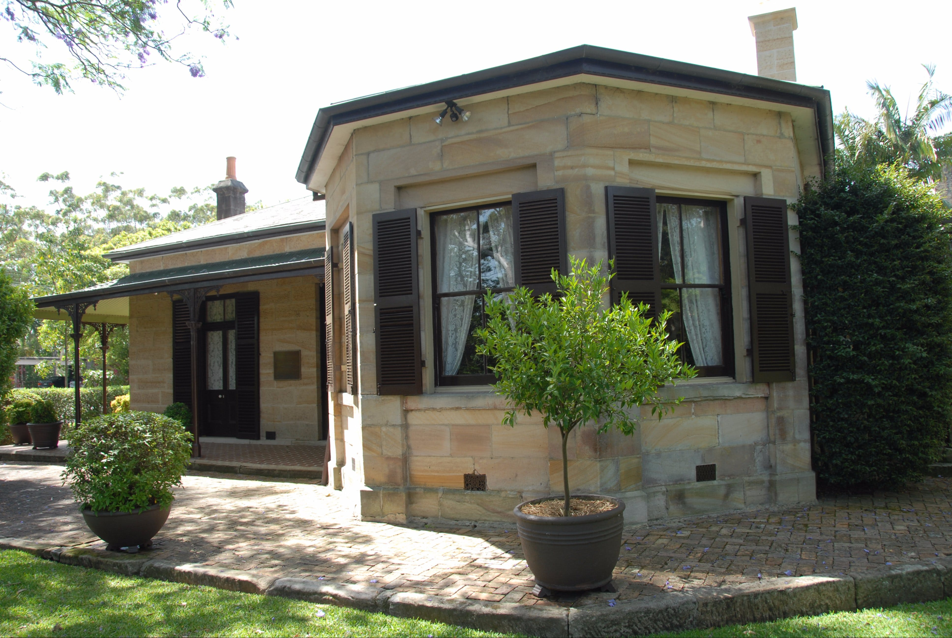 Carisbrook Historic House - Tweed Heads Accommodation