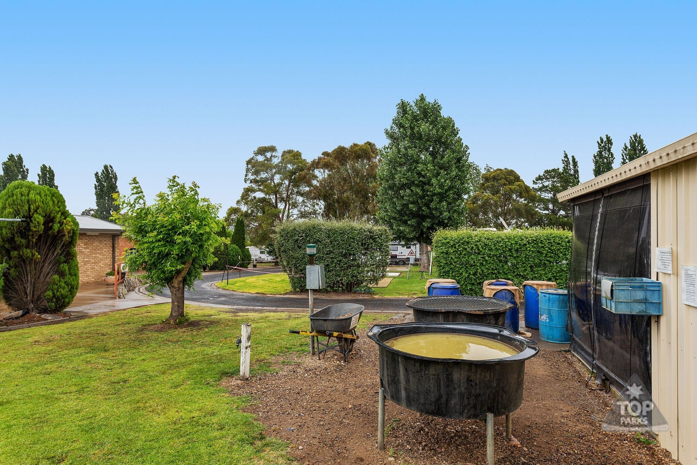 Fossicker Caravan Park Fossicking Park - Tweed Heads Accommodation