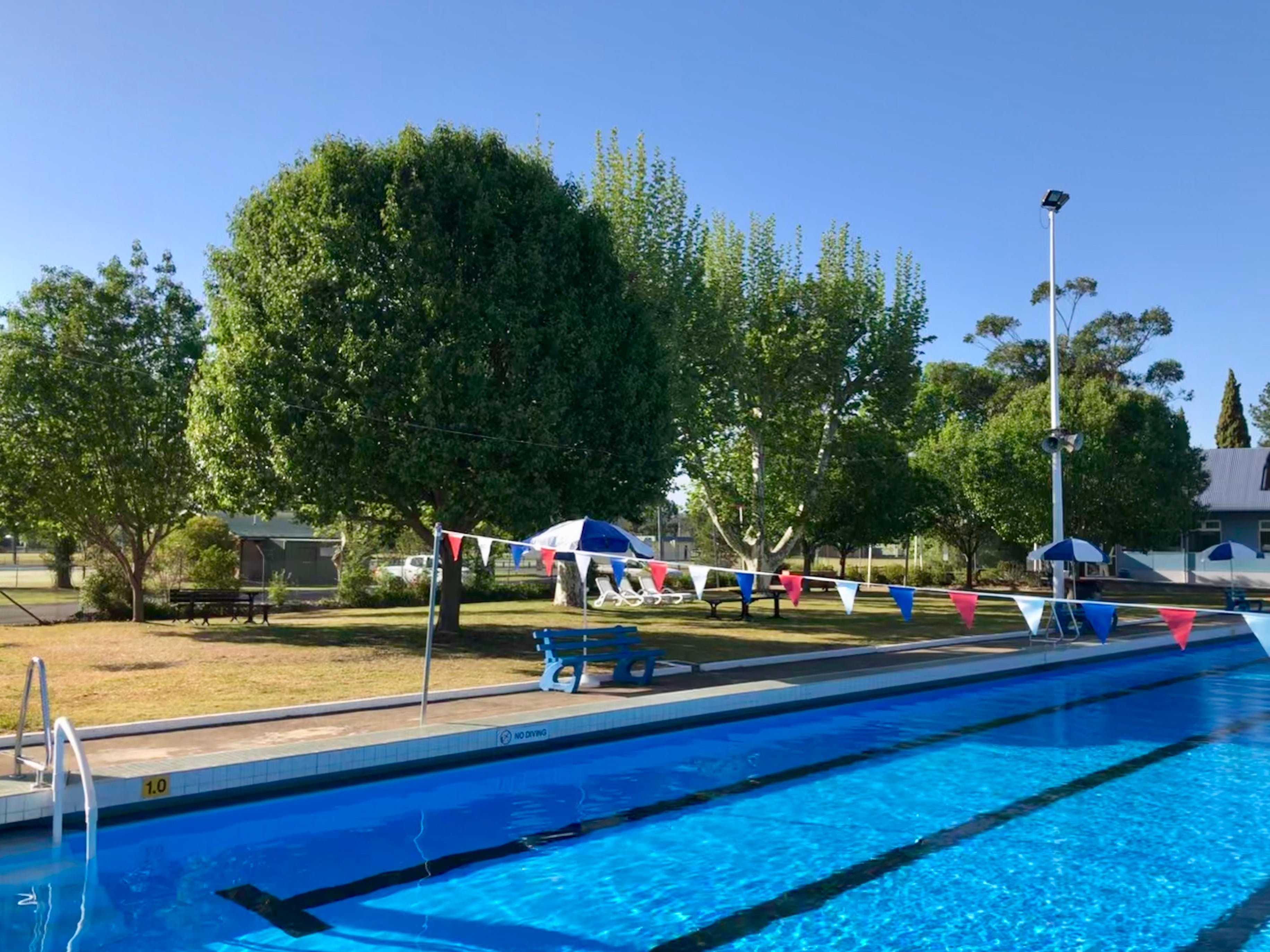 Gloucester Olympic Pool Complex - Tweed Heads Accommodation