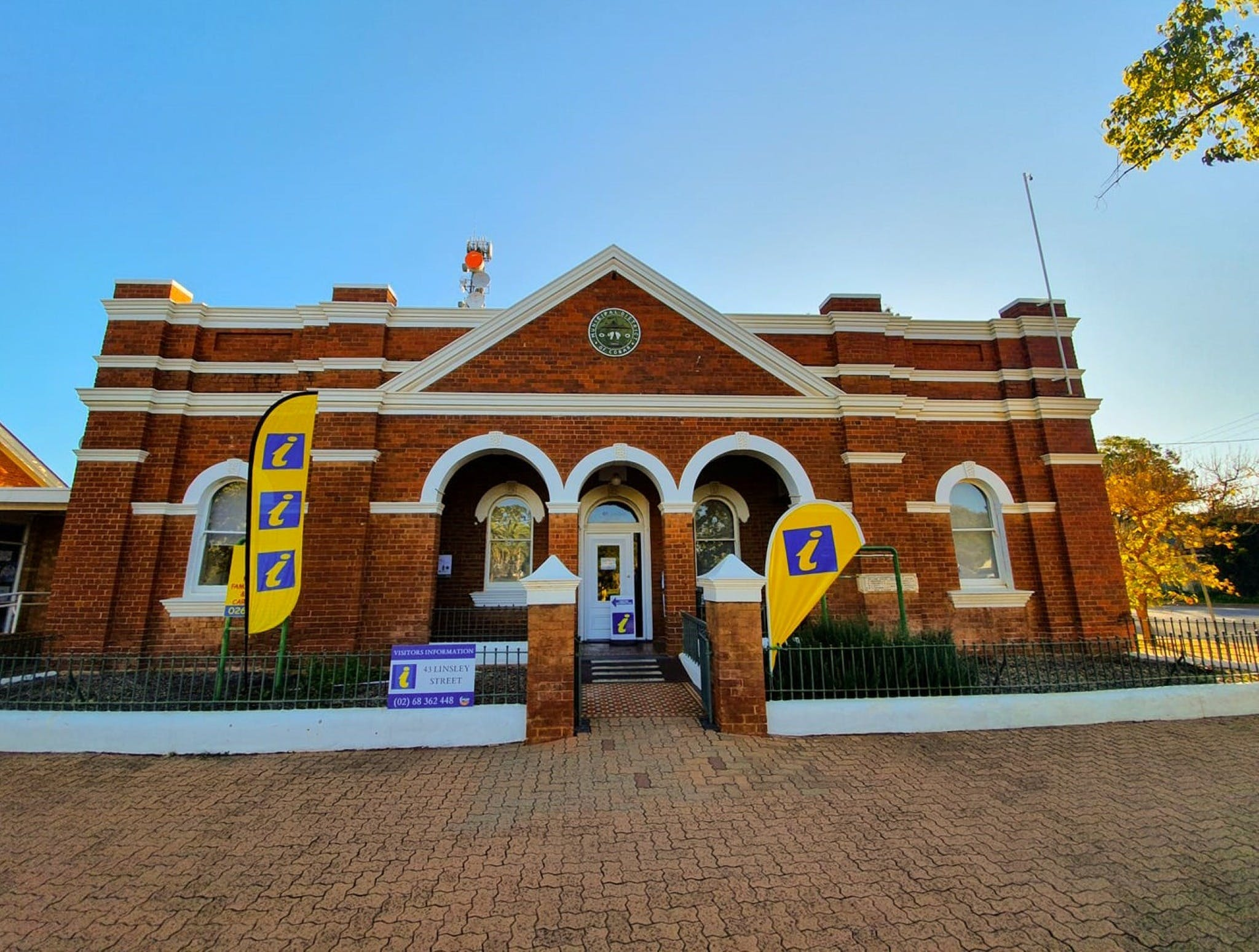 Cobar Visitor Information Centre - Tweed Heads Accommodation