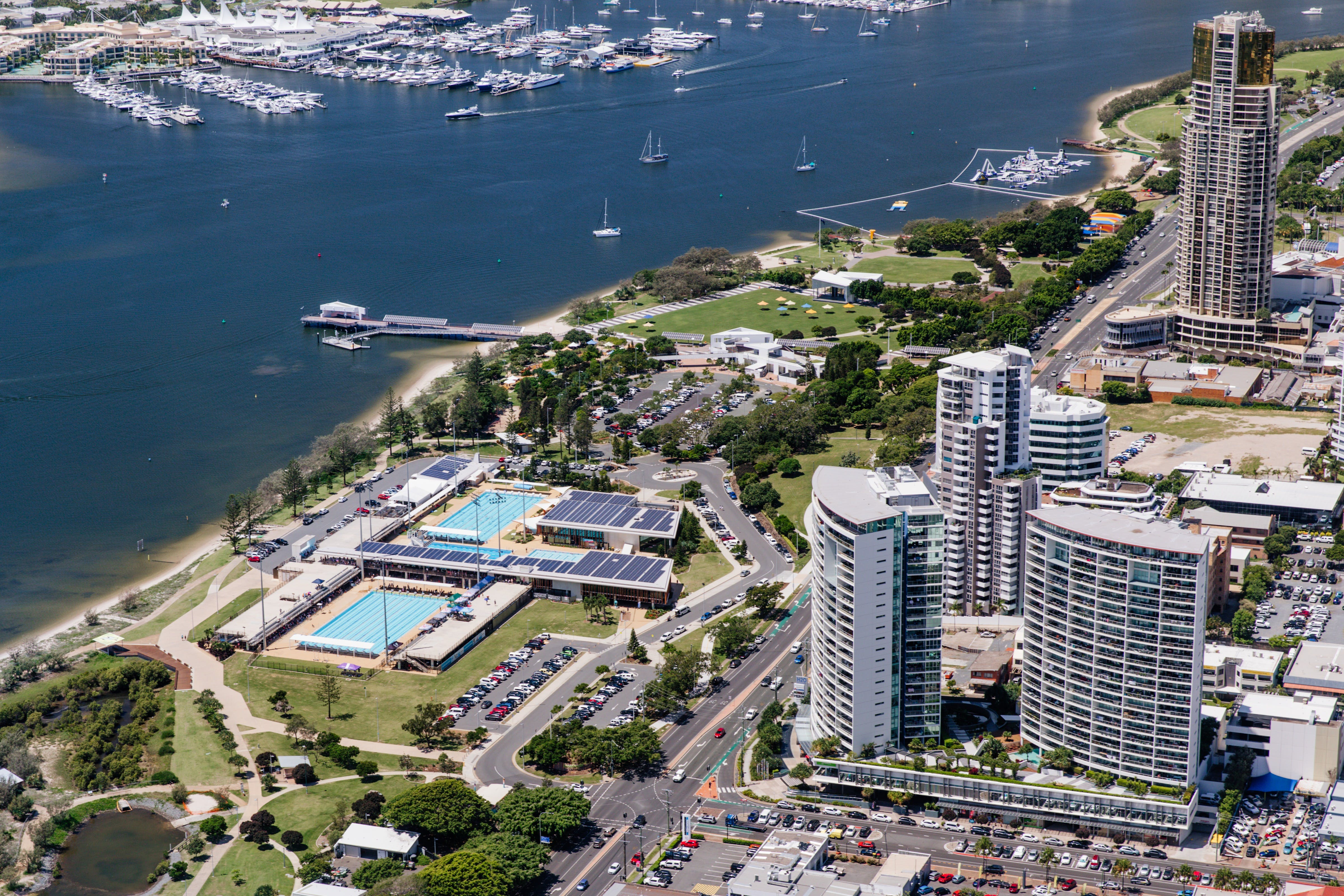 Gold Coast Aquatic Centre - Tweed Heads Accommodation