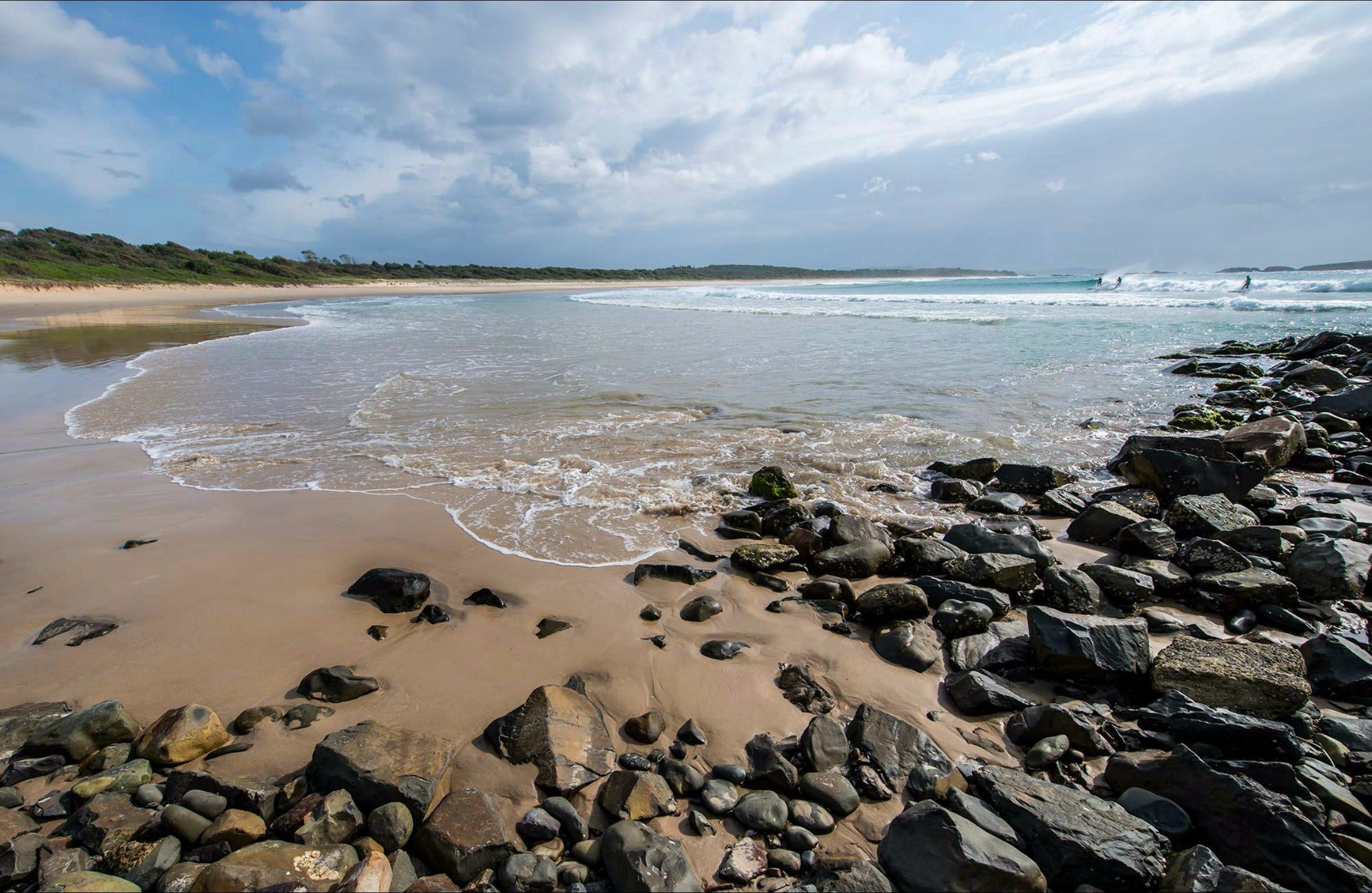 Goolawah National Park - Tweed Heads Accommodation