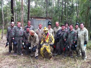 Mid North Coast Paintball - Tweed Heads Accommodation