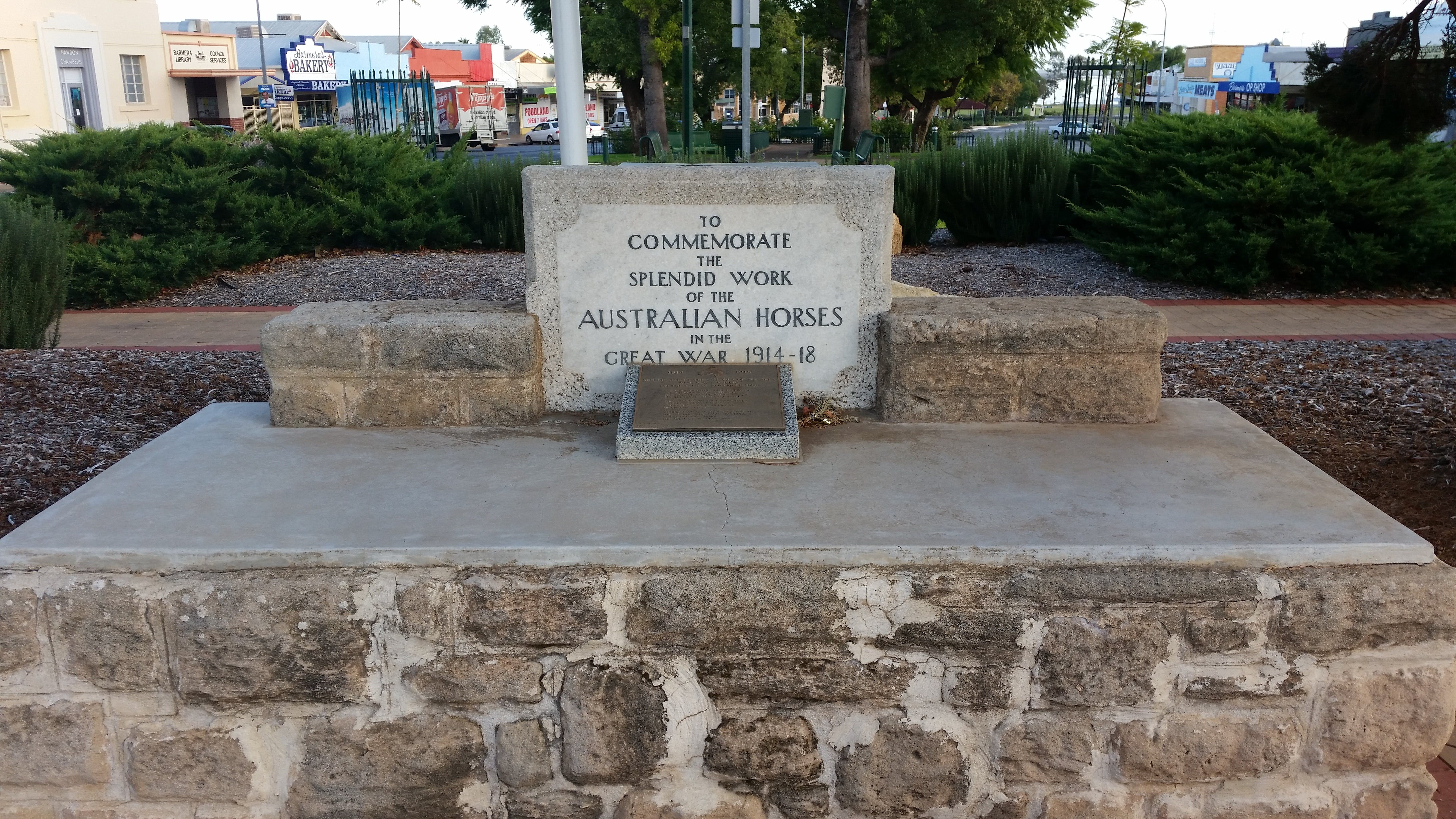 Barmera Horse Trough - Tweed Heads Accommodation