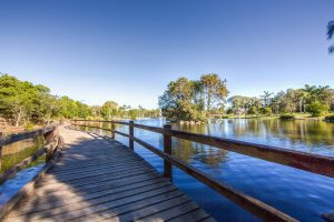 Centenary Lakes Park - Tweed Heads Accommodation