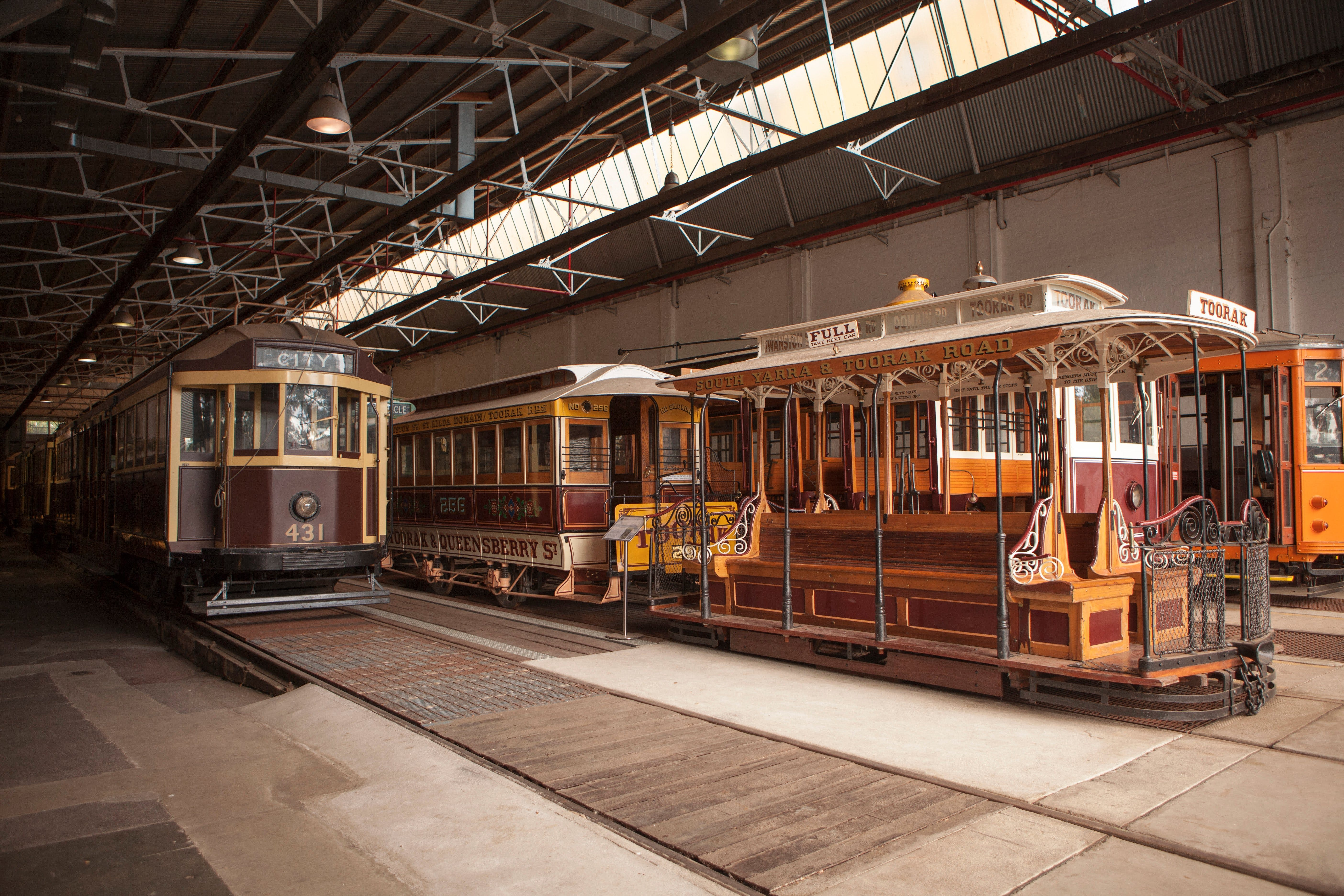 Melbourne Tram Museum - Tweed Heads Accommodation