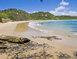 Nambucca Heads Beaches - Tweed Heads Accommodation