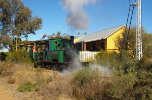 Red Cliffs Historical Steam Railway - Tweed Heads Accommodation