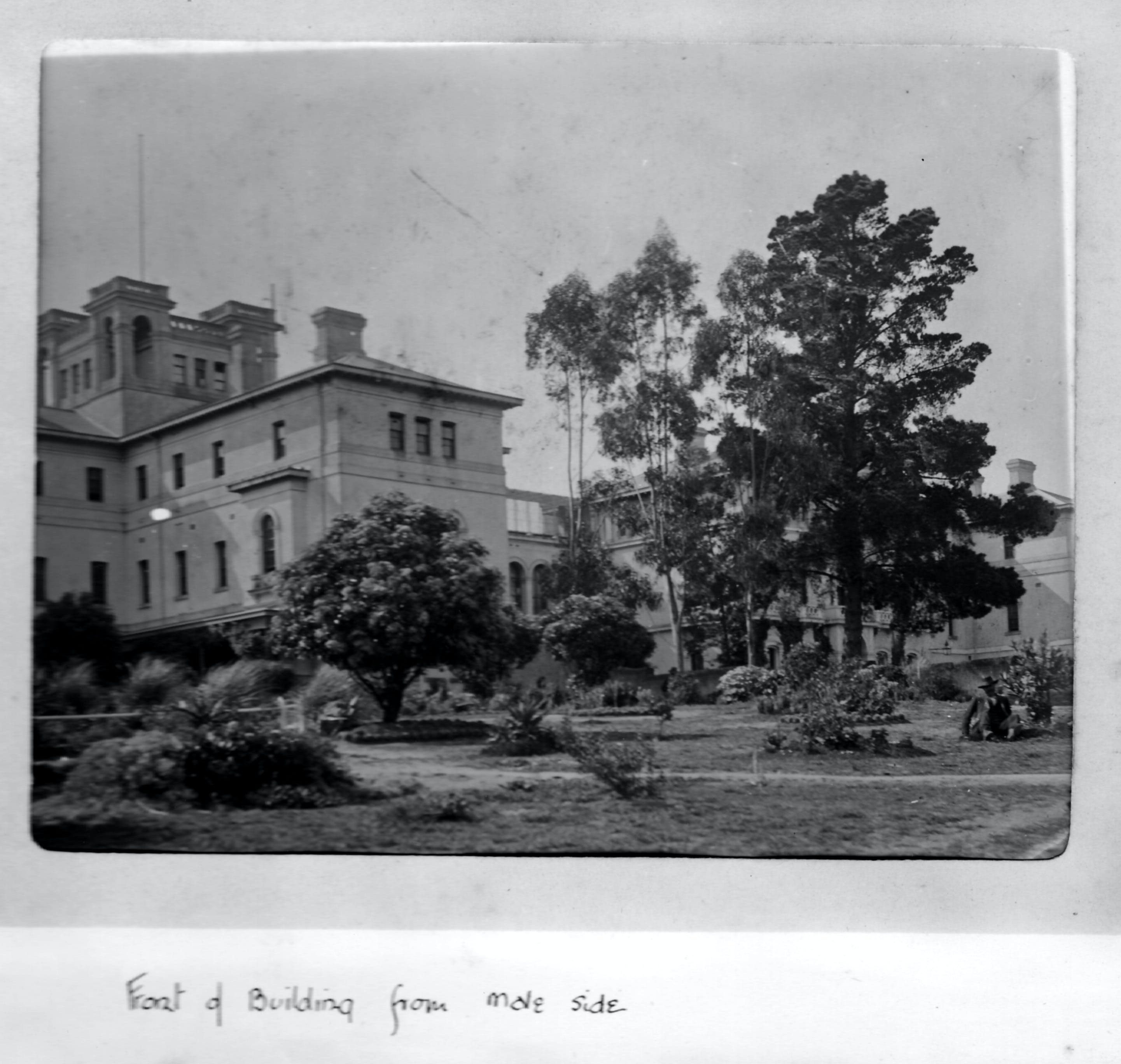 Aradale Lunatic Asylum - Tweed Heads Accommodation