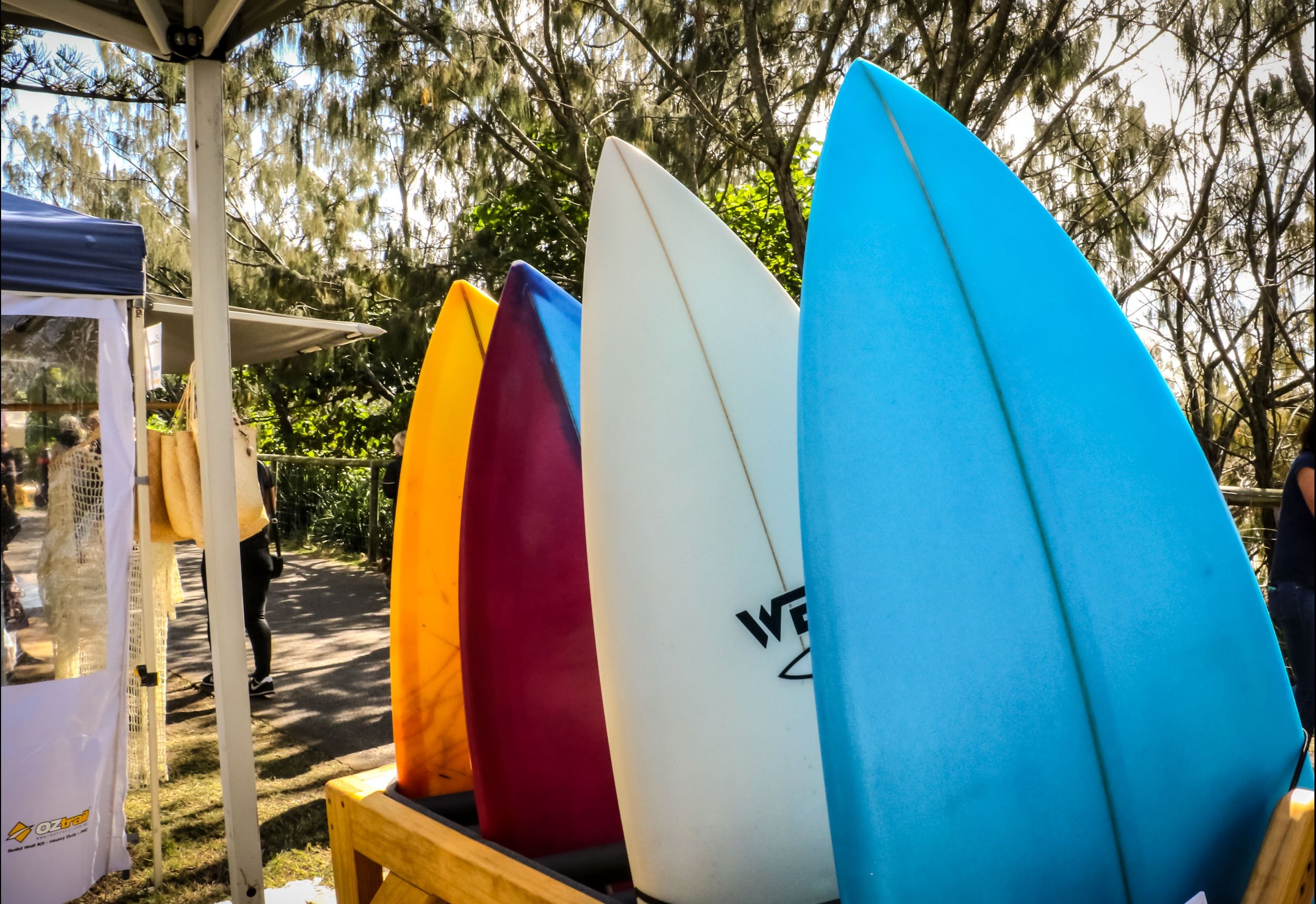 Burleigh Art and Craft Markets - Tweed Heads Accommodation