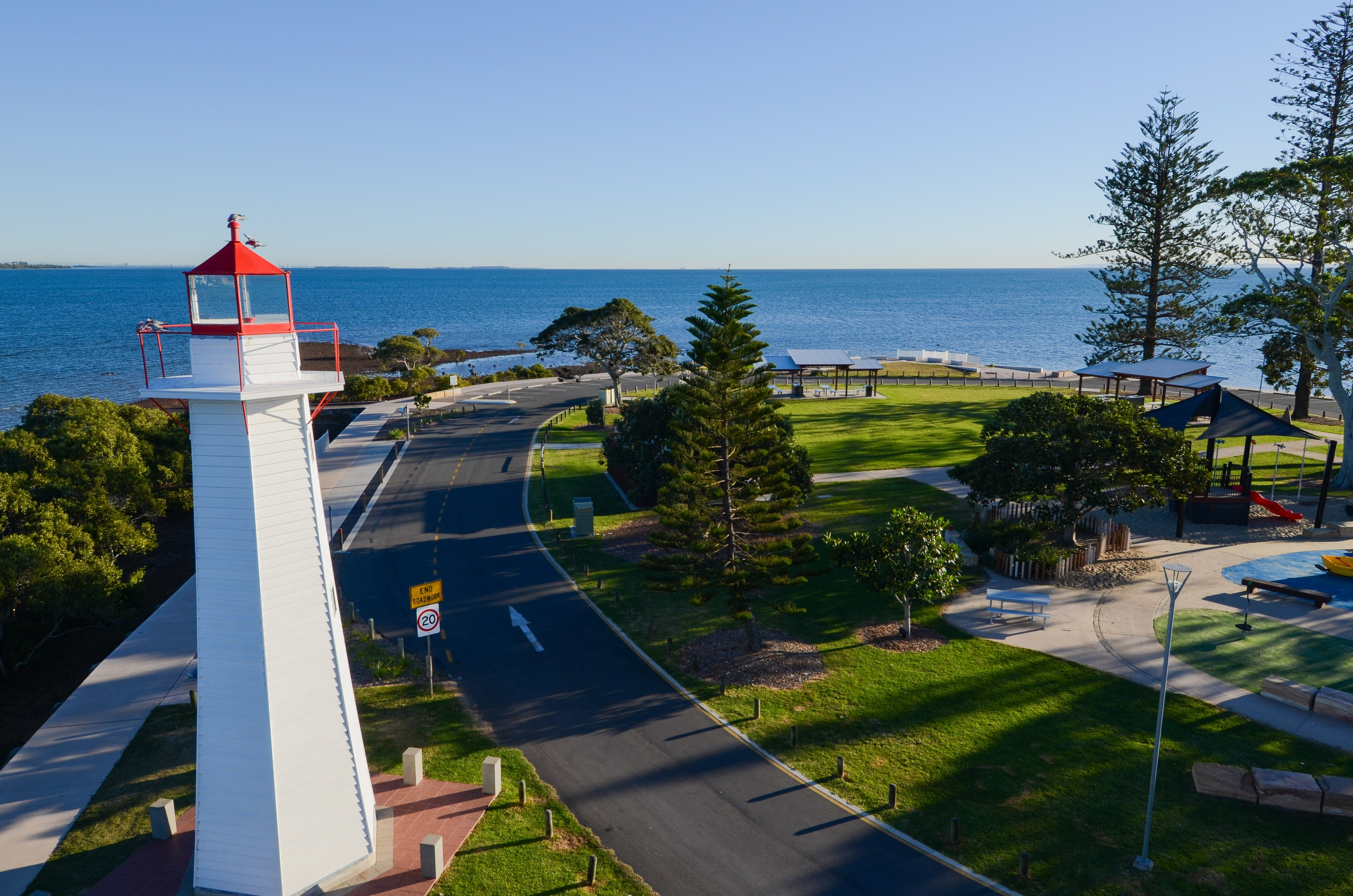 Cleveland Point Reserve - Tweed Heads Accommodation
