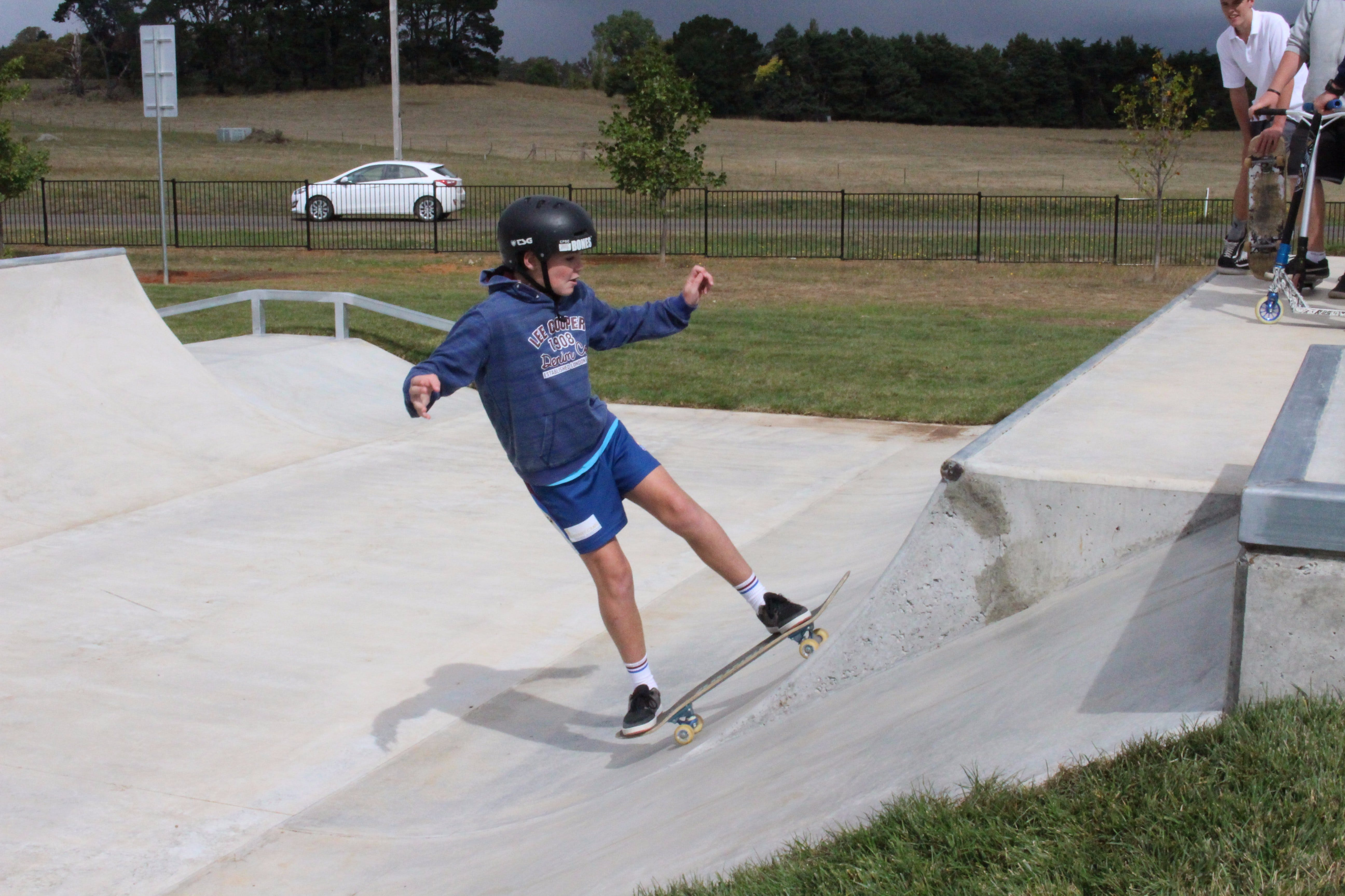 Crookwell Skate Park - Tweed Heads Accommodation